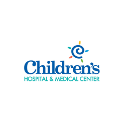 Children's Hospital and Medical Center logo. A 123 Connect with Me Partner.