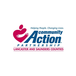 Community Action Partnership logo. A 123 Connect with Me Partner.