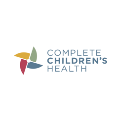 Complete Children's Health logo. A 123 Connect with Me Partner.