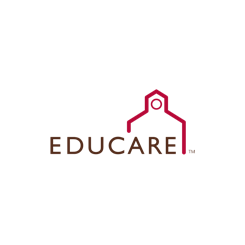 Educare logo. A 123 Connect with Me Partner.