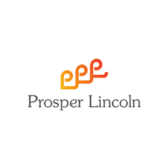 Prosper Lincoln logo. A 123 Connect with Me Partner.