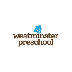 Westminster Preschool logo. A 123 Connect with Me Partner.